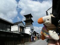 『ペケのさんぽ』キムラペケ展 川越蔵の街へ!