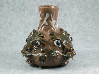家鴨窯246号 三龍顔花瓶