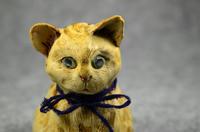 家鴨窯278号 丸くまとまった猫鈴(ちゃりてぃ猫だらけ展)