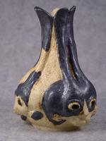 340号 三兎顔花瓶