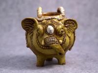 347号 黄金の象
