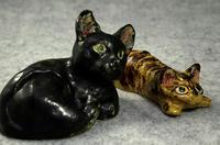 家鴨窯295-296号 たまにうちの猫 =クロ&ちげ=