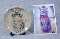 家鴨窯314号 ご注文猫♪らい君・ミロちゃん・シロさん