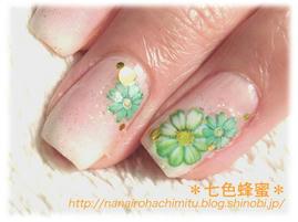 自爪119橄攬の花2