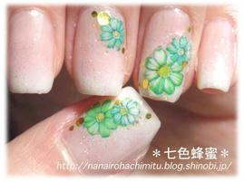 自爪119橄攬の花
