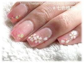 自爪120桜花咲く2