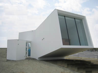 甲府新社屋
