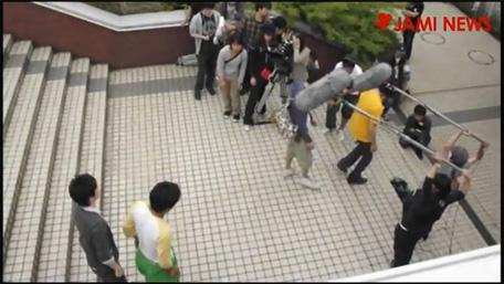 『キネマボーイズ』現場レポート動画