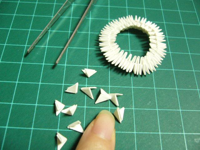 ハート 折り紙 ブロック折り紙 折り方 : divulgando.net