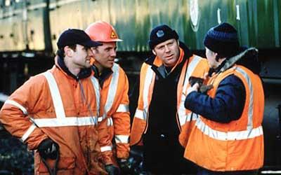 ナビゲーター ある鉄道員の物語:映画