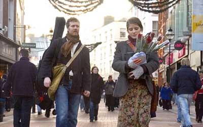 ONCE ダブリンの街角で:映画