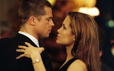 Mr.&Mrs.スミス:映画