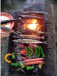 野菜焼きパーティ