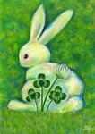 四葉ウサギ