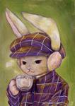 紅茶ウサギ