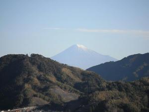 富士山2011/12/18