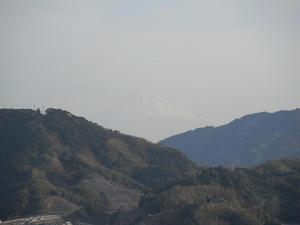 富士山2012/1/28