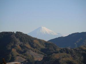 富士山2012/02/12