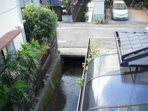 普段の水路