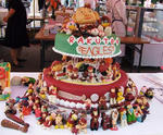 謎のケーキ