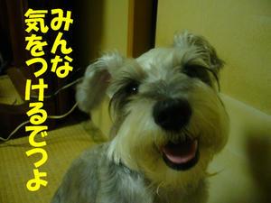 台風注意3