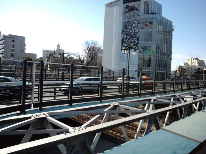 恵比寿南橋(アメリカ橋)