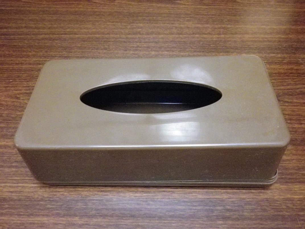 トイレットペーパーボックス(既製品)