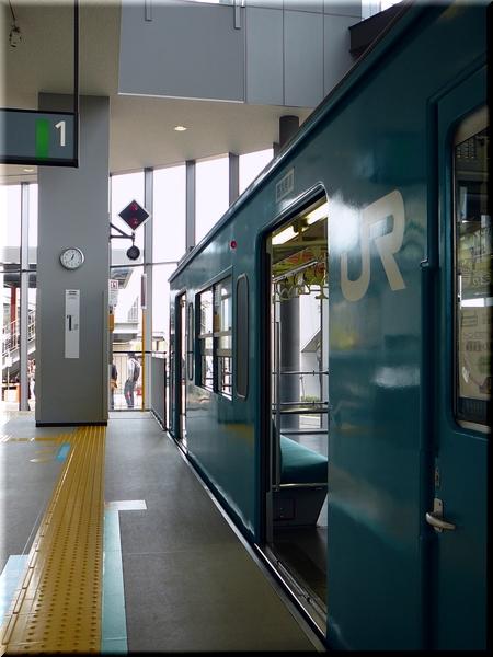 駅構内ラボ