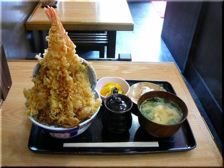 名物タワー丼(大盛り)
