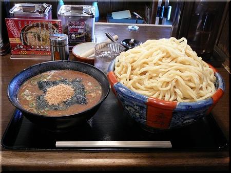 つけ麺(2メガ盛)