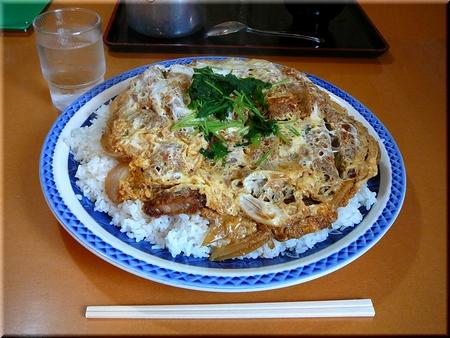 超ビックリカツ丼
