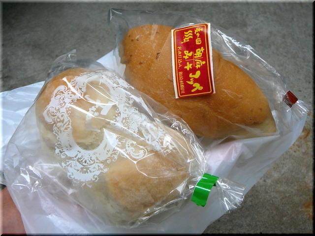 みそパン&胡麻みそコッペ