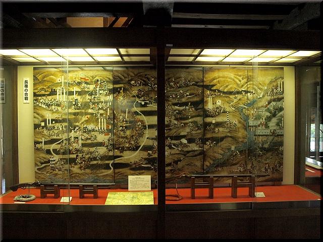 長篠の合戦・絵図