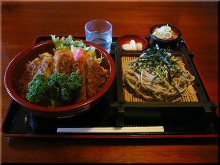 ソースカツ丼(大盛り)