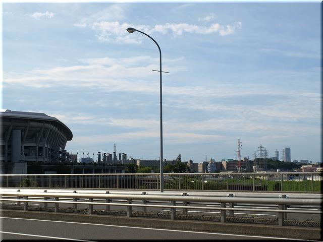 スタジアム&横浜ランドマークタワー