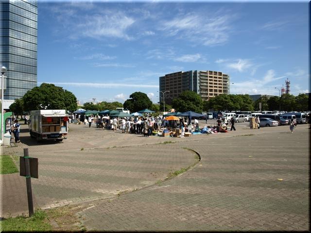 ロータリー&駐車場