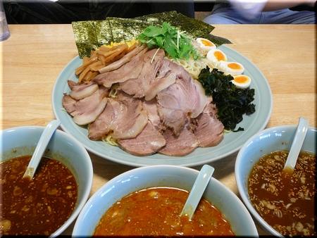 つけ麺(家族盛り)