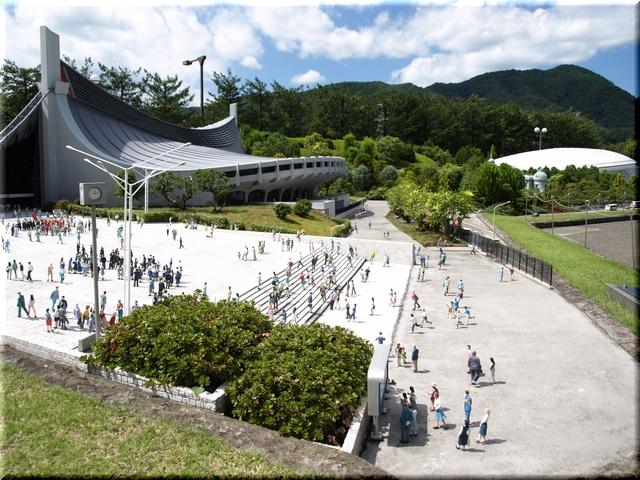 国立代々木競技場&東京ドーム