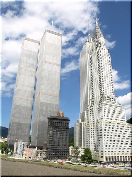 NY摩天楼