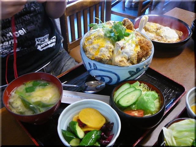 カツ丼(上・特大)