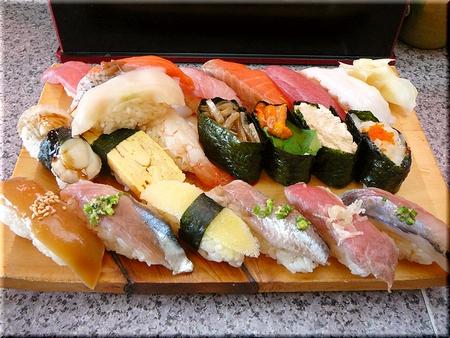気まぐれ満腹のっけ寿司