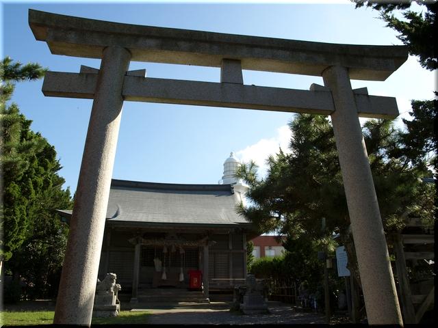 野島埼神社
