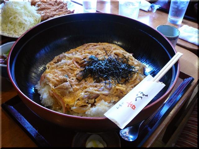 メガ親子丼(大盛り)