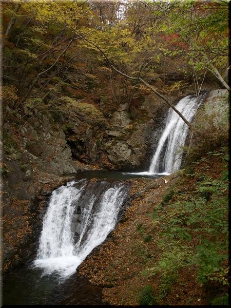 太閤下しの滝
