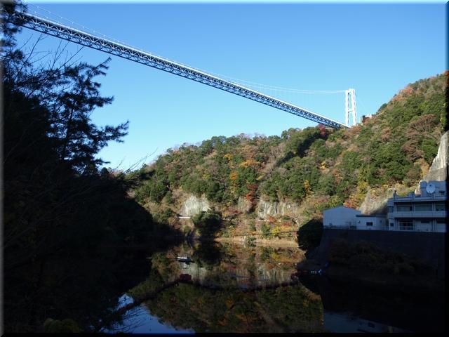 竜神ダム&吊り橋