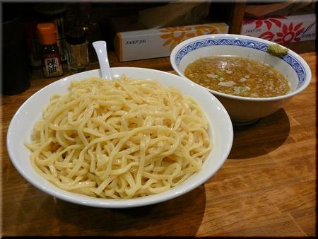 塩つけ麺(メガ盛)