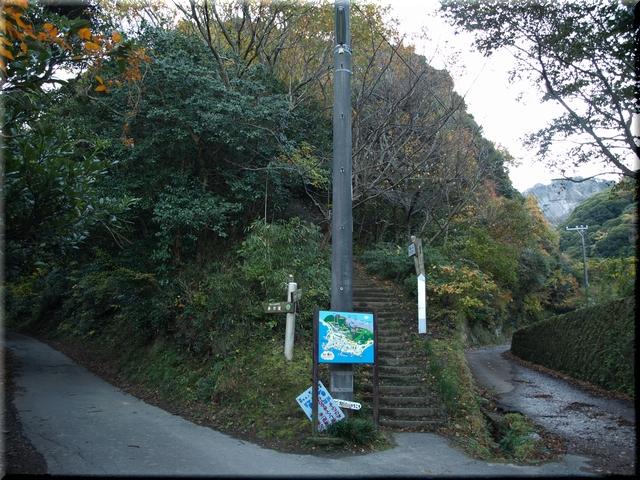 左が車力道コース・中央が関東ふれいあいの道