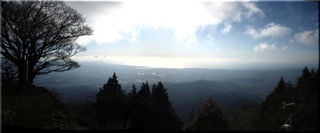 富士山が見れずも嬉しい誤算