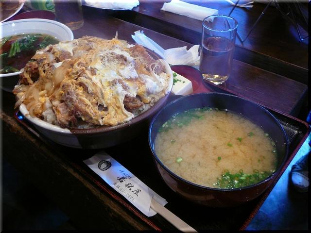 メガカツ丼