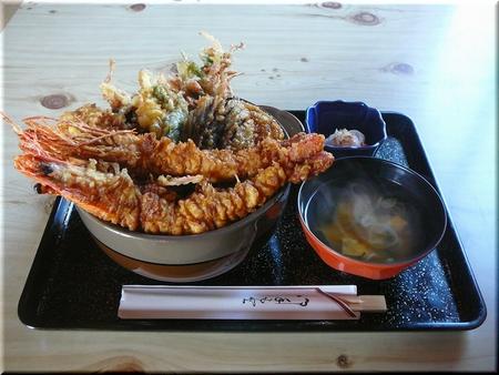 ジャンボ天丼